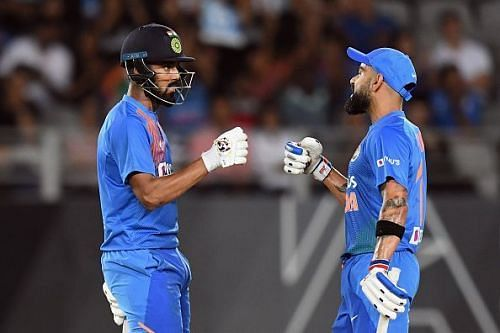Both Kohli and Rahul are part of the Asia XI squad