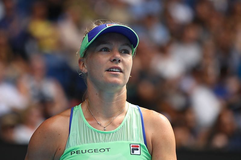 Kiki Bertens is the no. 2 seed and the defending champion at this year