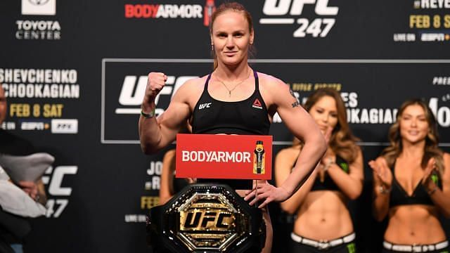 Valentina Shevchenko is set to put her title on the line at UFC 251