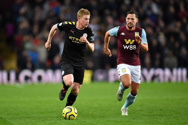 Kevin De Bruyne is the finest creator in the Premier League.