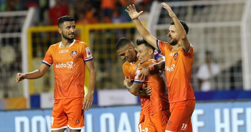 FC Goa will look to win their first-ever ISL title