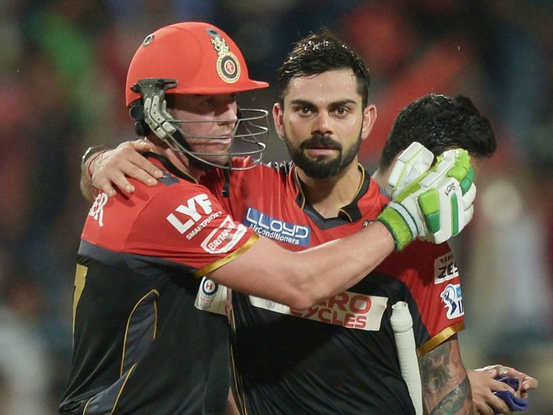 The mainstays in the RCB set-up, these two will be around this season as well