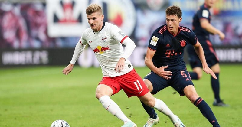 Werner is the second player from Leipzig alone to score a hat-trick of assists!