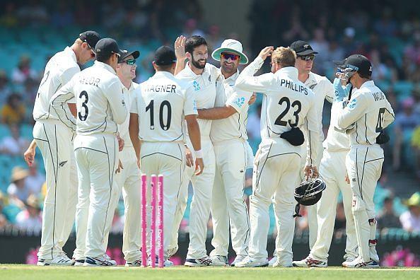 न्यूजीलैंड टीम