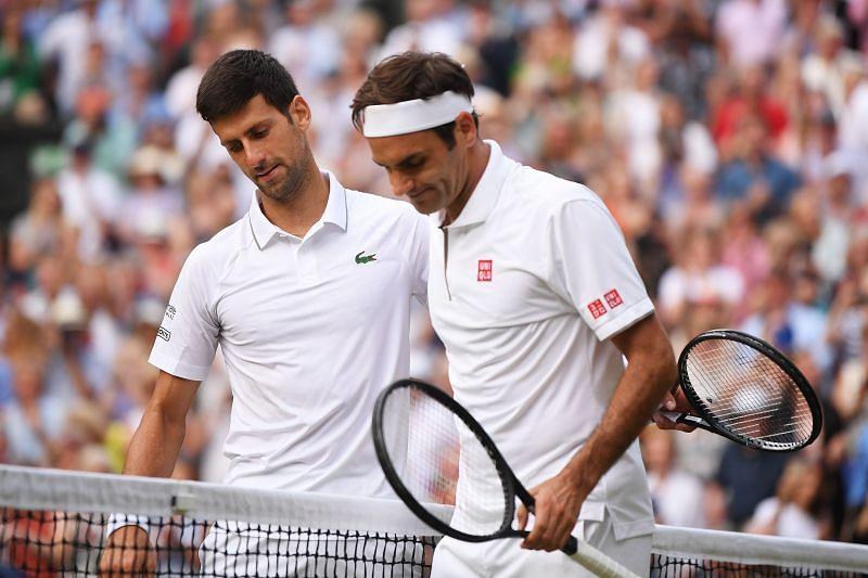 Novak Djokovic hopes Federer has a speedy recovery