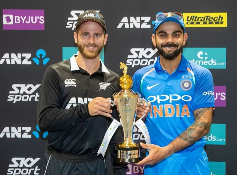 The ODi series starts from Wednesday!