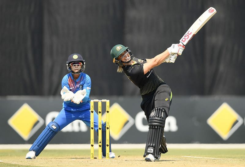 Ashleigh Gardner looked in stunning touch as she scored 93 off just 57 balls with 11 fours and 3 sixes
