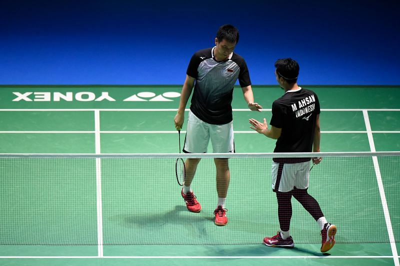 It is very important to be ethical on and off the badminton court