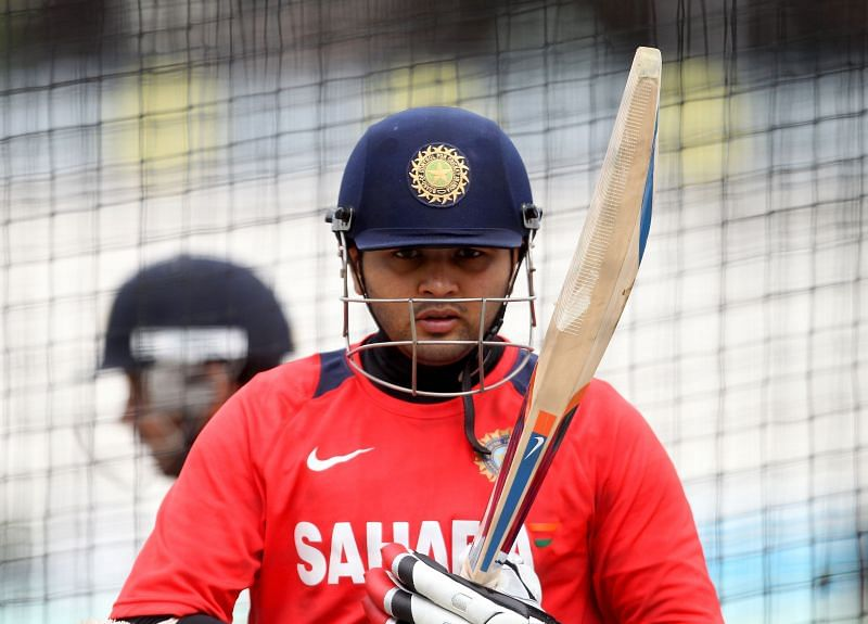 Parthiv Patel recently crossed the 11,000-run milestone in first-class cricket