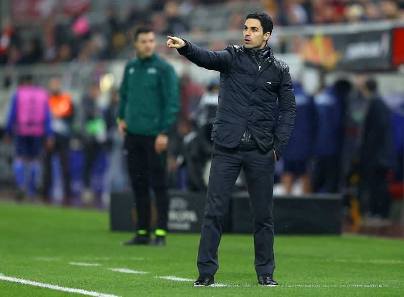 Mikel Arteta will be looking forward to his second victory over Olympiacos