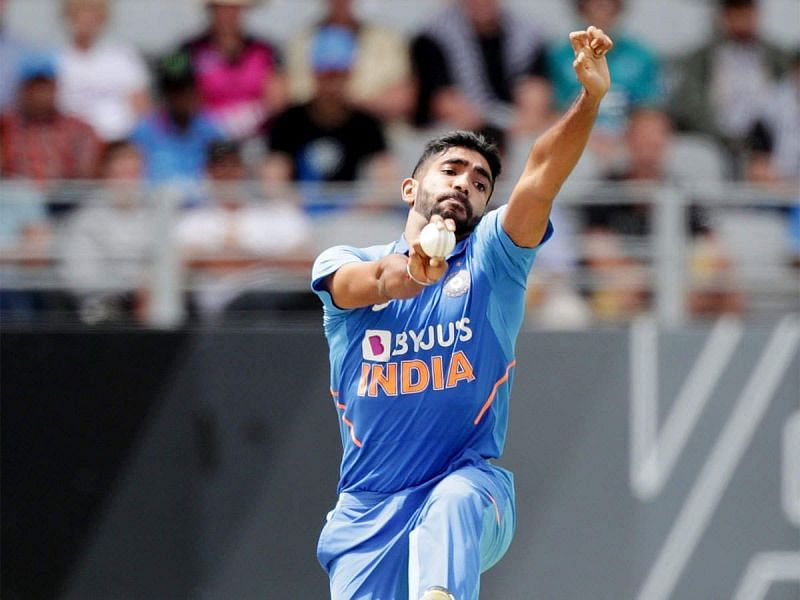 Jasprit Bumrah could not get under the skin of New Zealand