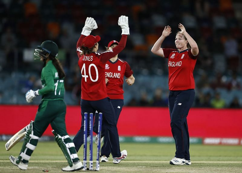 England Women will play their final group match against the Windies
