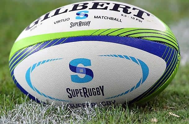 Super Rugby official match ball