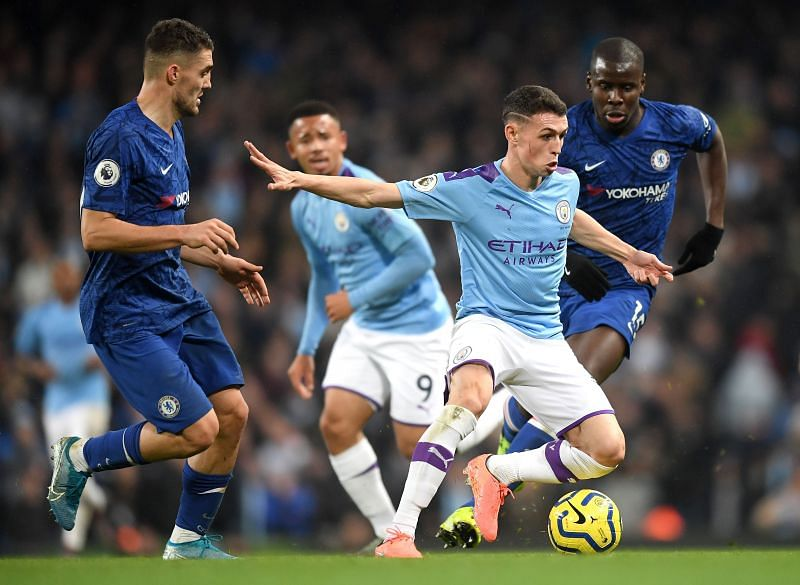 Phil Foden is destined to be a key player for Manchester City