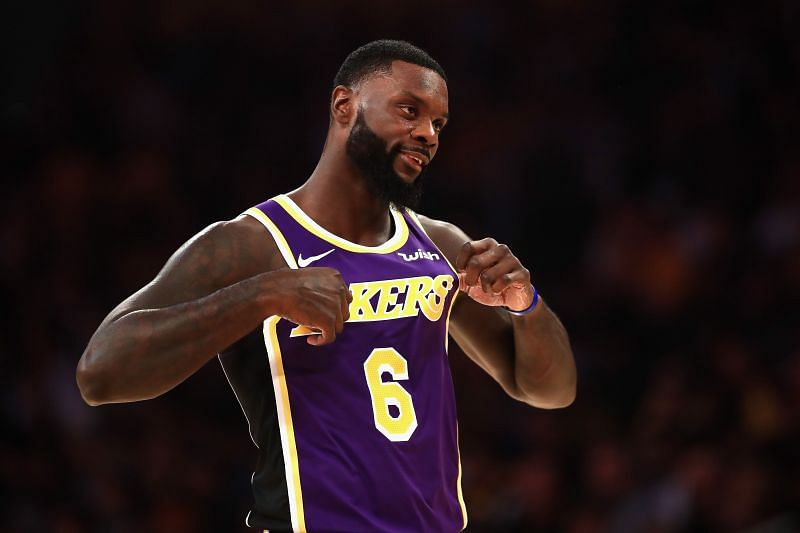 Lance Stephenson played one season with the Lakers after signing with them in 2018.
