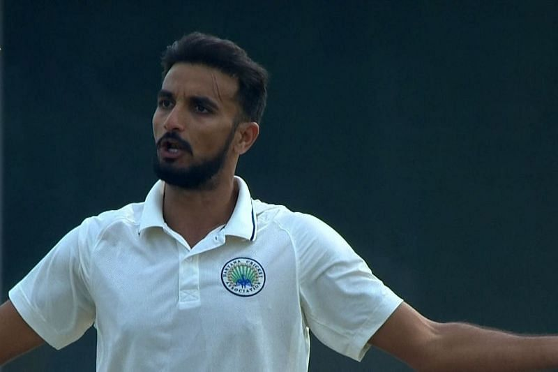 हर्षल पटेल ने गेंदबाजी में जबरदस्त प्रदर्शन किया (Photo-BCCI)