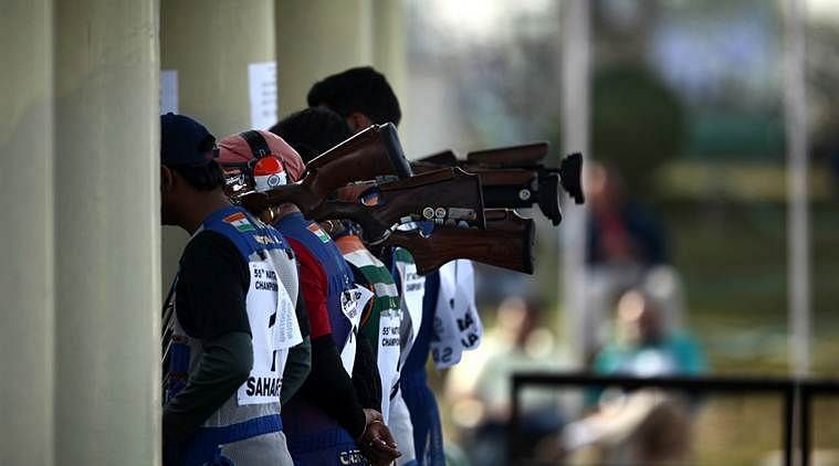Indian shooters to train in the country amid the coronavirus scare.