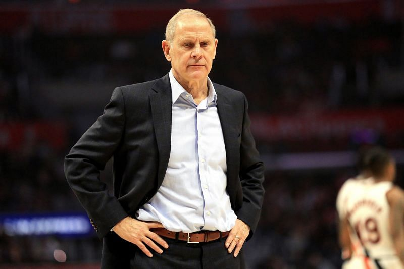 Beilein began his career as a high school coach in Newfane, NY