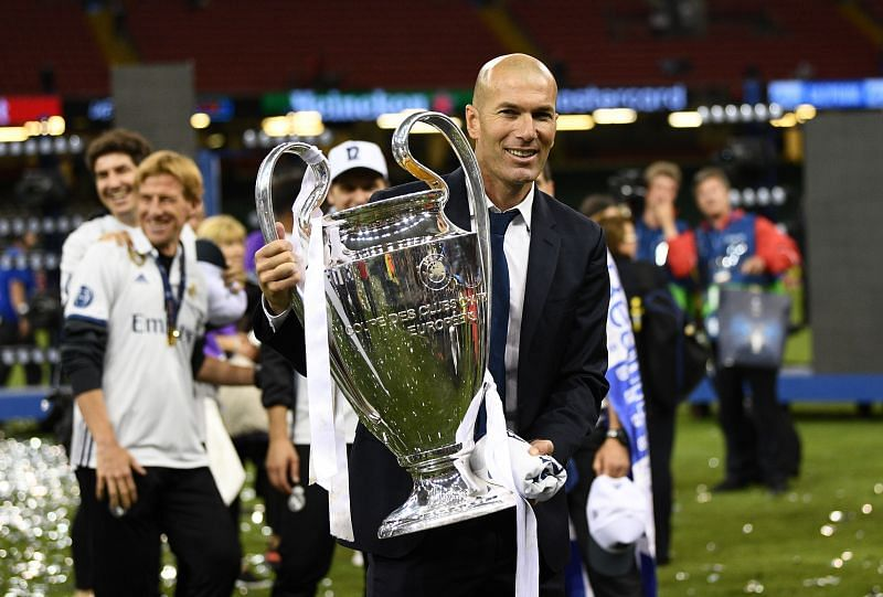 Real Madrid manager Zinedine Zidane will recognise a number of his own qualities in Ramos