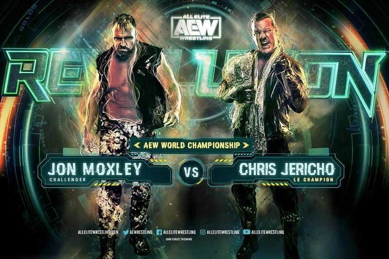Is Moxley the one to end Le Champion