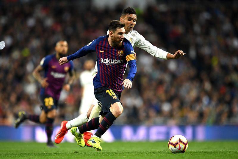 Lionel Messi is one player capable of deciding El Clásico
