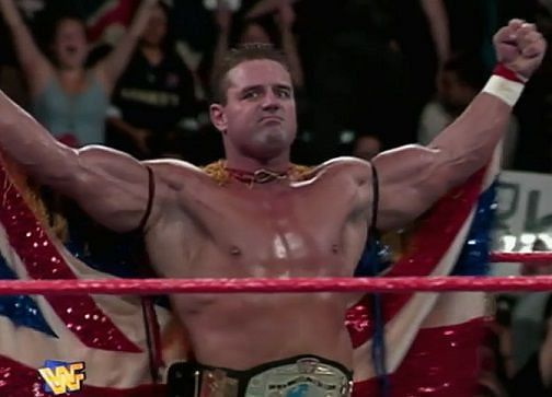 The British Bulldog: Walked into One Night Only as European Champion