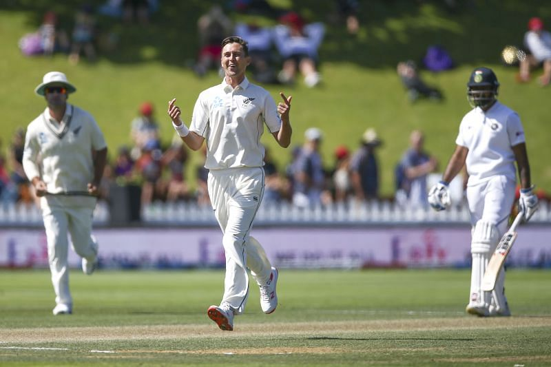 Trent Boult is hopeful of getting a bowler-friendly wicket at Christchurch