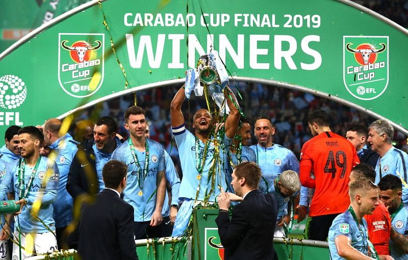 Scrapping the EFL Cup - last won by Manchester City - could free up essential space in the calendar
