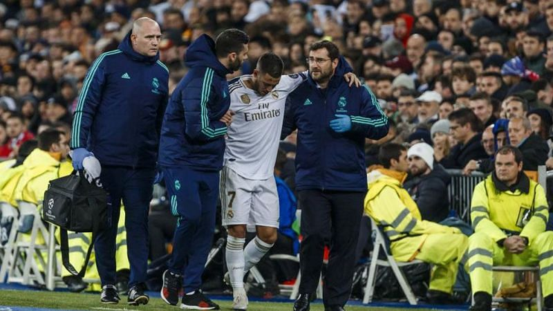 Several stars will be missing this Clásico, including Eden Hazard
