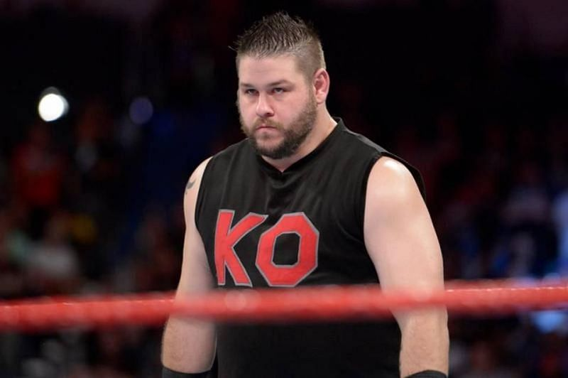 Kevin Owens deserves a big match at WrestleMania