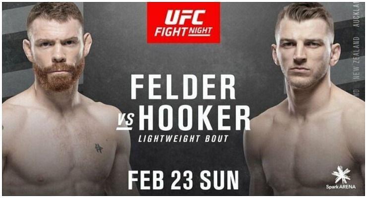 U FC Fight Night 168