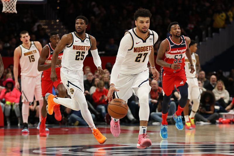 The Denver Nuggets have been among the NBA