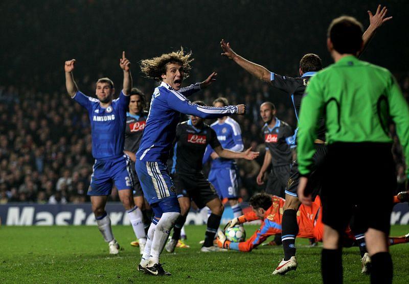 Chelsea vs Napoli