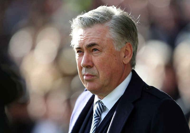 A win against Manchester United is exactly what Ancelotti needs to bolster his team