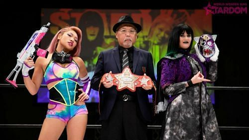 Stardom is one of the most beloved pro wrestling promotions today (*Image courtesy -- Stardom)