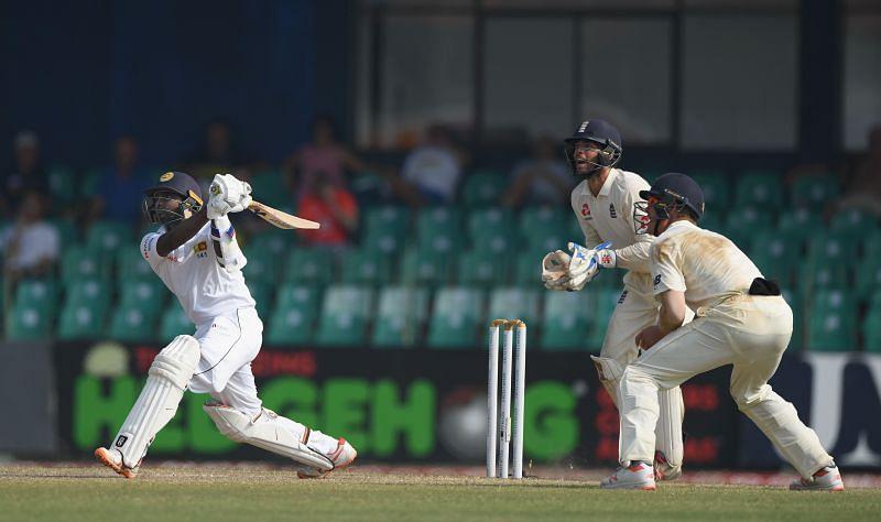 Sri Lanka v England: Third Test - Day Four