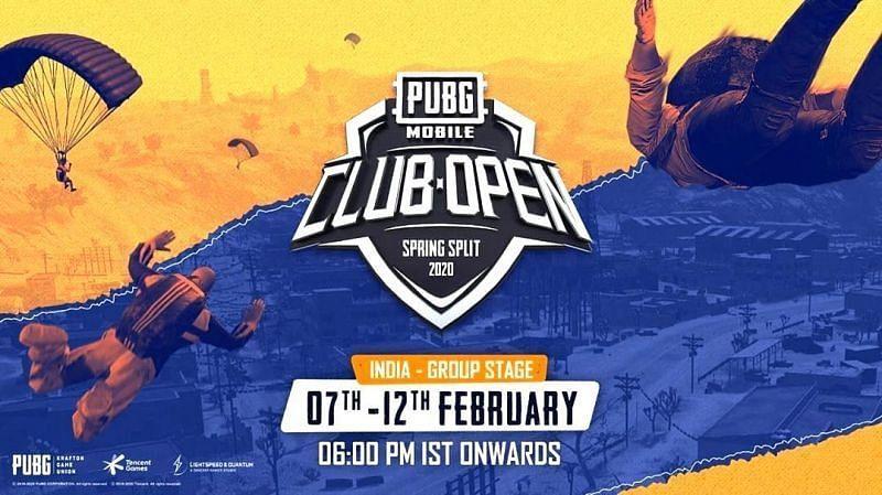 PUBG Mobile Spring Split India 2020