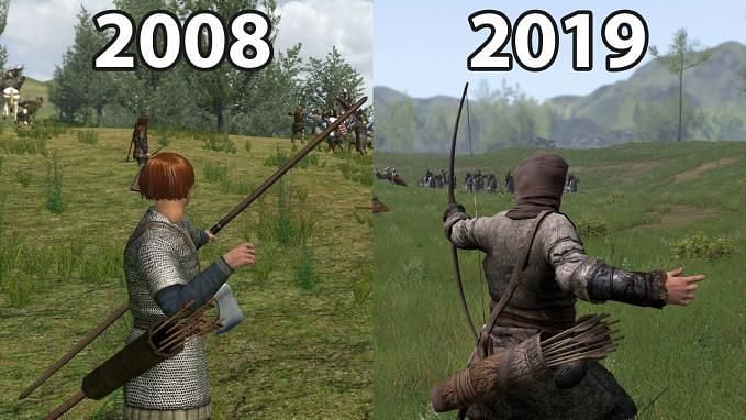 Mount and Blade offer the gamers extremely realistic combat mechanics where you can only master your game sense gradually with the right reflexes and timing