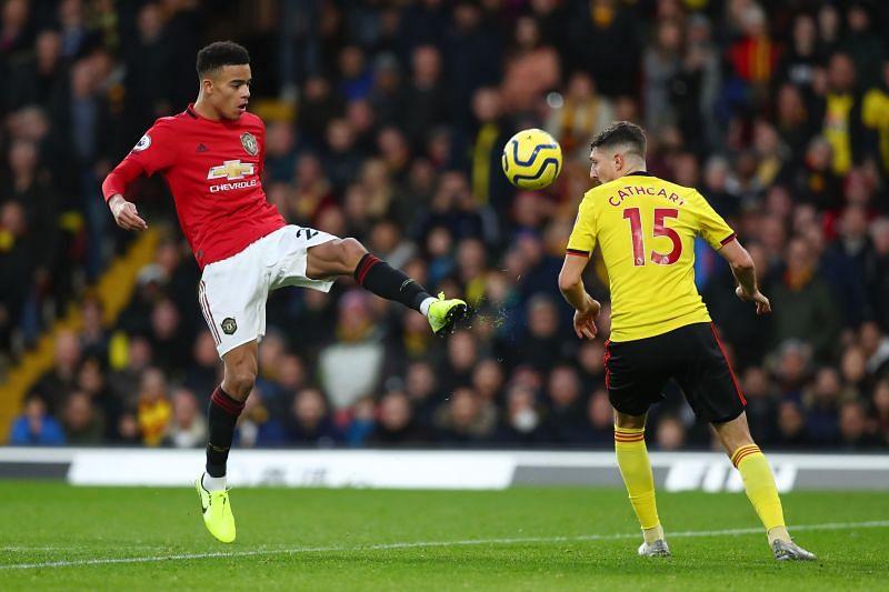 Mason Greenwood, Watford FC v Manchester United - Premier League