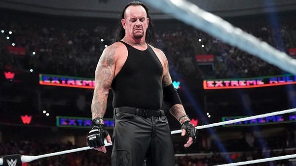 The Undertaker could miss Super ShowDown for WrestleMania 36