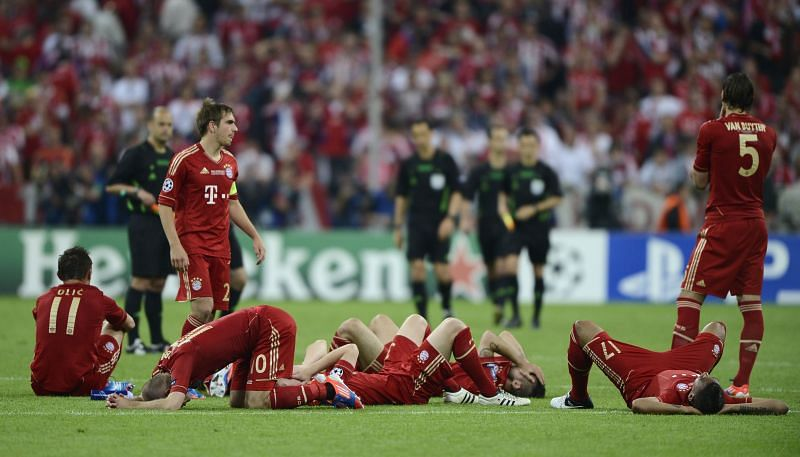 Bayern will look to avenge the Champions League final defeat at the Allianz Arena in 2012