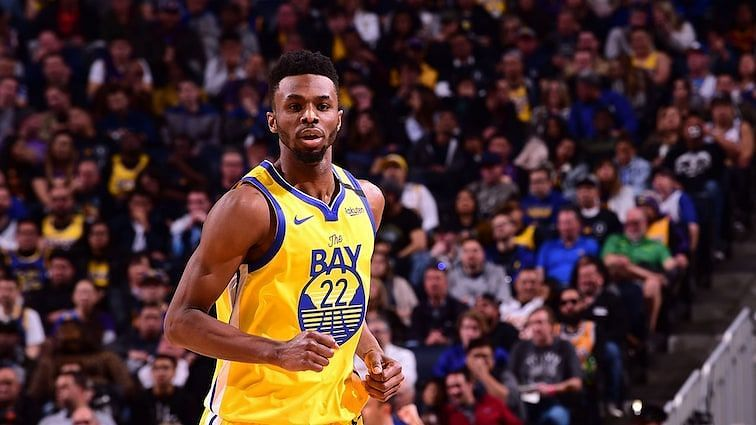 Andrew Wiggins completed a trade to the Warriors earlier this month (Picture Credit - NBA.com)
