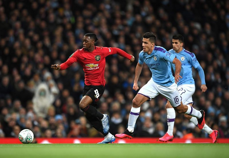 Aaron Wan-Bissaka has quickly established himself as an important player for Manchester United