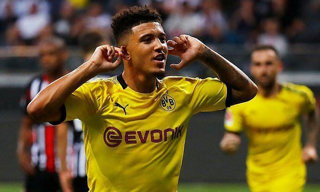 Dortmund shocked PSG in their European encounter this week