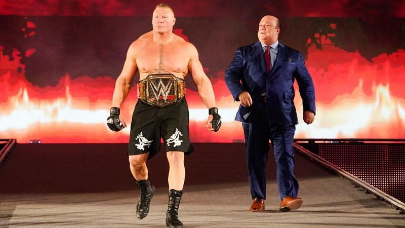 Brock Lesnar has his hands full with two legitimate challengers