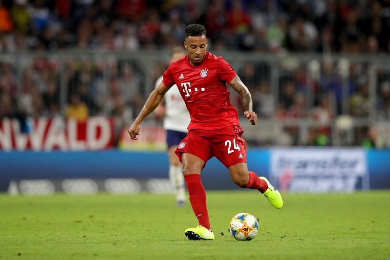 Corentin Tolisso is expected to leave Bayern Munich at the end of the season