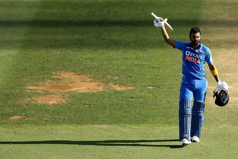 KL Rahul had a bumper ODI series