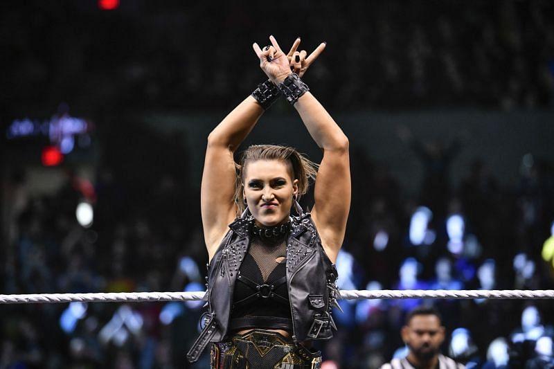 Ripley is NXT Women