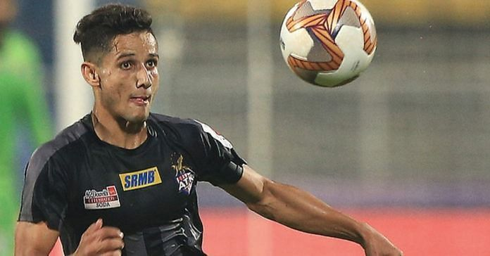 Sumit Rathi has been a rock while guarding the left flank for ATK
