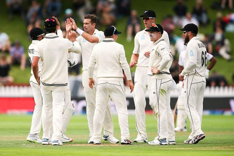 New Zealand beat India by 10 wickets in the opening Test to gain the lead of 1-0 in the 2-match series
